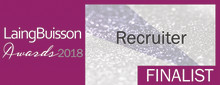 The Finegreen Group shortlisted as a finalist for Recruiter of the Year at the LaingBuisson Awards 2018