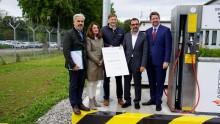 Flughafen Memmingen setzt auf Erdgas