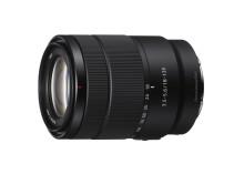 Sony добавя висококачествен 18-135мм F3.5-5.6 APS-C вариообектив с висока степен на увеличение към серията обективи с Е-байонет