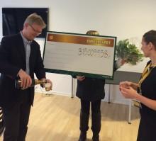 1 million kroner til Lotto-spiller i Søborg