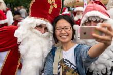Mediehit: Dansk julemandskongres går verden rundt