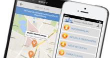 SBM släpper sin uppdaterade Väghjälps-app
