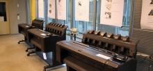 Arkitekt- og DesignHøyskolen i Oslo har investert i Hewlett-Packards nye HP DesignJet T920.
