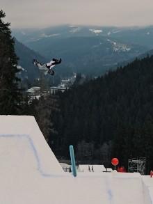 Tre svenskar till start på världscupfinalen i slopestyle i Tjeckien.