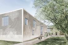 Nytt krematorium byggs på Kvibergs kyrkogård