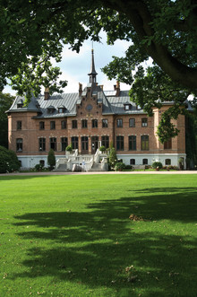 Kungaparet sätter guldkant på Sofieros 150-årsjubileum i Helsingborg