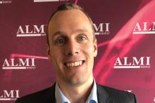 Marcus Boijemyr ny fondchef på Almi Invest