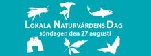 Tio arrangemang på Lokala naturvårdens dag