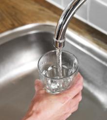 Vi ser positivt på vattenförsörjningen i dagsläget