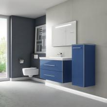 Ett modernare badrum med Avento från Villeroy & Boch