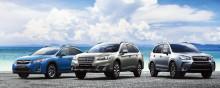 Subaru är folkets favorit (i år igen)