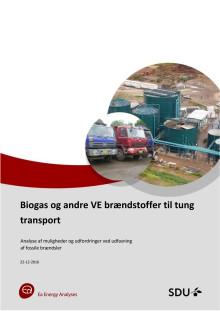 Biogas og anden VE til tung transport