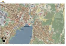 Länsstyrelsen gör tillsyn av strandskydd vid Osbysjön