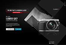 Which Lumix G camera is 'The One for You'?