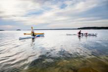 Vilde outdoor-oplevelser venter i Sydsverige