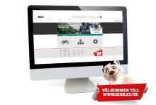 Bihrs nya hemsida ökar synligheten på marknaden