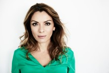 Alexandra Pascalidou ny ambassadör för Mentor Sverige