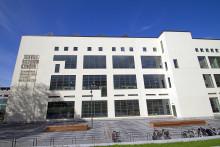 Textilhögskolans invigning i nya Textile Fashion Center