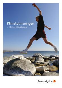 Klimatutmaningen - ny rapport från Svenska kyrkan