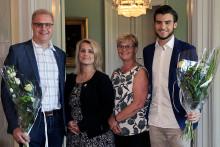 Proposales och Bringfeldt Innovation vann Skapa-priset i Jönköpings län