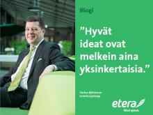 Stefan Björkman: Yksinkertaisesti hyvää