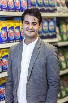 Rustas Jozef Khasho finalist i årets HR-chef 2018