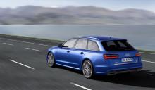 Rekordår för Audi på den svenska marknaden