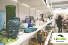 Lindra Secondhand öppnar butik i Gårdsten