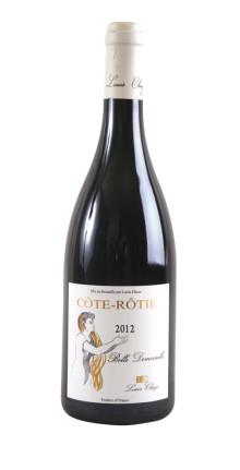 Exklusiv augustilansering av kritikerrosad Côte-Rôtie från Louis Chèze!