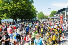Pressinbjudan: Årets stora cykelutmaning är här