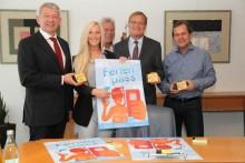 Schmetterling-Azubi gewinnt Gestaltungswettbewerb des Landkreises Bamberg