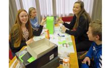 Ungt Entreprenørskap og Q samarbeider om entreprenørskap i skolen