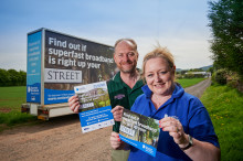 Digital Scotland Superfast Broadband reaches more of Perth and Kinross
