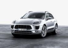 Indstigningsmodel med 4-cylindret turbomotor: Porsche Macan