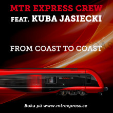 MTR Express Crew feat. Kuba Jasiecki släpper singel