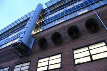 Energieffektiv ventilationslösning i  Årets Bygge-nominerade Ubåtshallen
