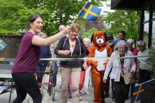 Startskott för Internationella Seniorkampen