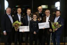 Ecoride och Pilotfish Networks vinner Göteborgs Companipris 2017