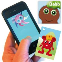 Babbapp -  app med Babblarna ute nu!