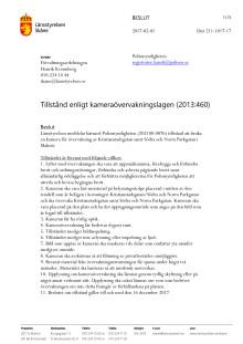 Här kan du ta del av Länsstyrelsen Skånes beslut