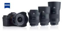 ZEISS Batis 135mm f/2.8 billedstabiliseret tele til Sony FE