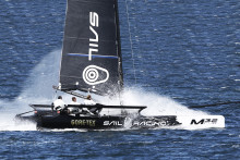 ​Sail Racing appointed Official Clothing Partner to World Match Racing Tour