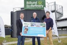 Billund BioRefinery inviterer skoleklasse til at lave kunst af genbrugsmateriale