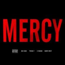 """Kanye West är tillbaka. Nya singeln """"Mercy"""" finns ute nu."""