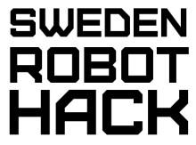 Pressinbjudan  Sweden Robot Hack 9-10 maj Munktell Science Park, Eskilstuna