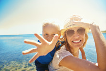 Reiserush i januar - Kampanjer på sommerferien