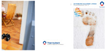 Broschyr - Vattenburen golvvärme i uterum, Thermotech Värmeväxlarpaket TMix E