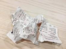 Handlar´n först med papperslösa kvitton