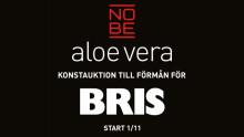 Nu släpps de tre sista verken i NOBE aloe veras konstauktion till förmån för Bris