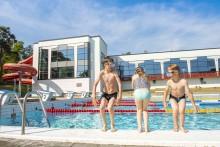 Pressmeddelande: Väggabadet får en ny och modern 50 meters utomhusbassäng